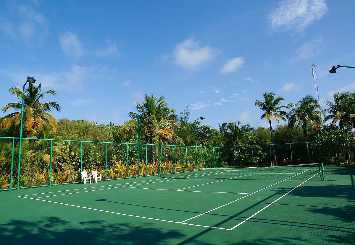 武汉光谷网球场